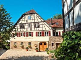 Landgasthof Jagstmühle, Heimhausen