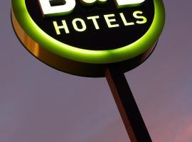 B&B Hotel MARSEILLE La Valentine St Menet