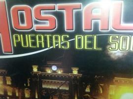 Hostal Puertas Del Sol