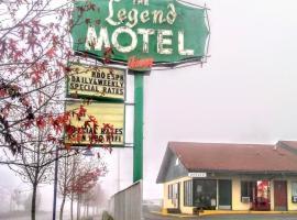 Legend Motel, Des Moines