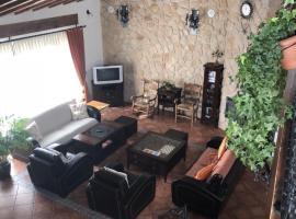 Campoelvalle, Hacinas (Rabanera del Pinar yakınında)