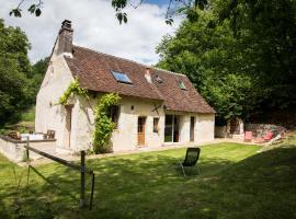 Holiday home Le Vaugarnier, Couture-sur-Loir (рядом с городом Poncé sur Le Loir)