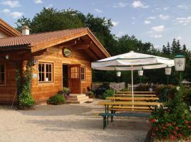 Blockhaus-Ferienpark, Eisenschmitt (Gransdorf yakınında)