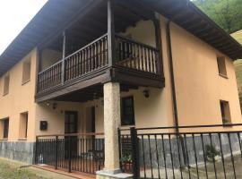 Apartamentos Rurales Buxil, Amieva (Precendi yakınında)