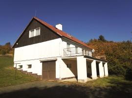 Chalupy Skalka, Stříbrná Skalice (Kostelní Střimelice yakınında)