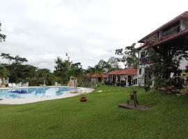 Hotel Kamelot Colonial, Restrepo