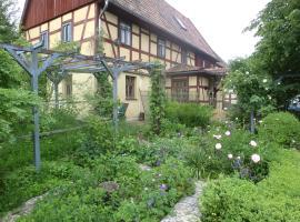 Appel-Ranch, Bockelwitz (Colditz yakınında)