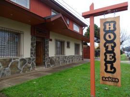 Hotel Raices, Victoria (Collipulli yakınında)