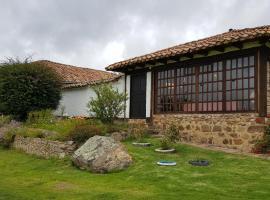 Hacienda Santa Rosita, Cucunubá (Tausa yakınında)