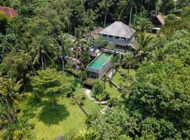 Villa Eden Kaba Kaba, Табанан (рядом с городом Бувит)