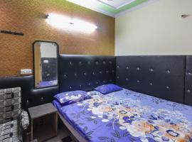 1 BR Guest house in Azadpur, New Delhi (A5D4), by GuestHouser, Нью-Дели (рядом с городом Āzādpur)