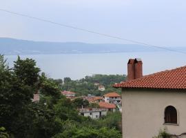 Villa Eleni Agnanti, Áno Stavrós