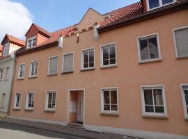 Ferienwohnung Altstadt, Oppenheim (Geinsheim yakınında)