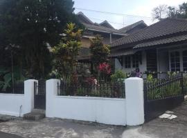 Villa at Kaliurang, Pakem (рядом с городом Bedoyo)