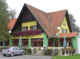 Guest House Prepelica, Prelog (рядом с городом Ludbreg)