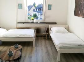 Apartments Bedburg-Hau, Hau (Kleve yakınında)