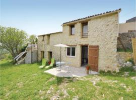 Holiday home Ste Anastasie 80 with Outdoor Swimmingpool, Dions