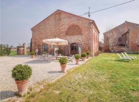 Appartamento Corte Vecchia, Sanguinetto (Nogara yakınında)