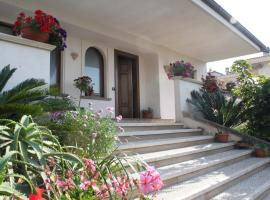 Villa delle Rose, Santa Maria del Cedro
