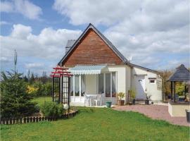 Two-Bedroom Holiday Home in St Philber du Peuple, Saint-Philbert-du-Peuple (рядом с городом Blou)