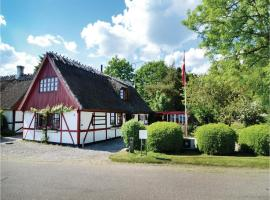 Three-Bedroom Holiday Home in Faxe, Faxe (Mosebølle yakınında)