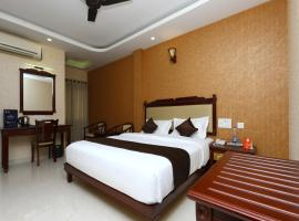 OYO 10017 RB Grand Residency, Kanchipuram (рядом с городом Abdullāpuram)