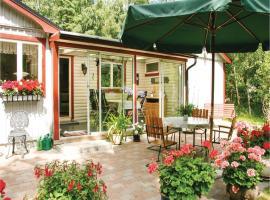 Three-Bedroom Holiday Home in Ystad