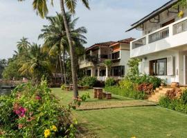 2 BHK Villa in Mobor Beach(8389), by GuestHouser, Velim (рядом с городом Бетул)