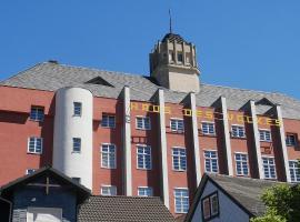 Haus des Volkes - Das Bauhaushotel