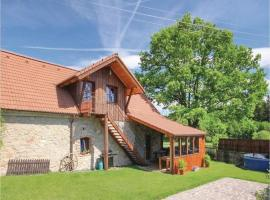 Four-Bedroom Holiday Home in Rybniky, Rybníky (Borotice yakınında)