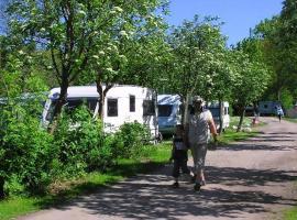 Nivå Camping & Cottages, Nivå