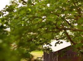 Hillside Farm, Cheriton (рядом с городом Llangennith)