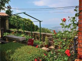 One-Bedroom Holiday Home in Crni Kal, Črni Kal (San Dorligo della Valle yakınında)