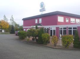 Hotel-Restaurant Zur Fichtenbreite, Coswig (Wörlitz yakınında)