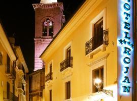 Hotel Rojan, Sulmona