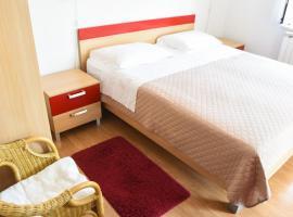 Rooms Ljubica, Црес