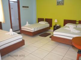 Amazonia Hotel, Cobija (Brasiléia yakınında)