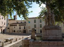 Hospedería Monástica Pax, León