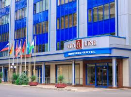 City Line Boutique Hotel