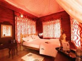 1 BR Tent in Mananthavady, Wayanad (CEEC), by GuestHouser, Chekadi