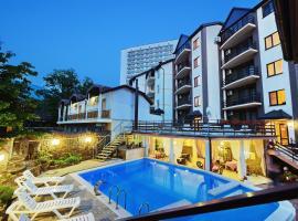 Orlitsa Hotel, Gelendzhik