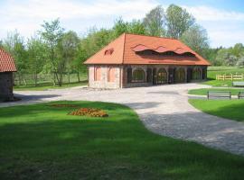 Piena muzejs, Sieksāte (Near Aizpute Municipality)