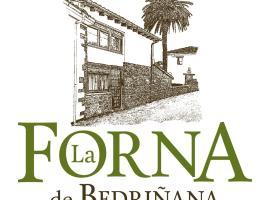 La Forna de Bedriñana, Bedriñana (El Cueto yakınında)