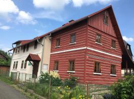 Chalupa U Potoka, Sloup (Nový Bor yakınında)