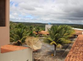 Pousada Rio Prata, Seabra (Várzea da Canabrava yakınında)