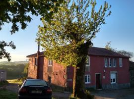 O lar de Lardeiros, Lugo (Ludeiro yakınında)