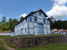 Rancho Mae D'agua, Santo Antônio do Pirapetinga
