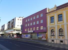 Hotel Zvezda, Мурска-Собота