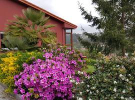 Casa de Sabela, Culleredo (Carral yakınında)