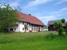 Ferienhaus Ehinger, Breitnau